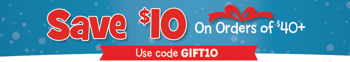Save $10 on purchases of $40+ in The Highlights Shop with code GIFT10