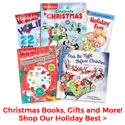 Shop Christmas books, gift sets and more in our holiday fun collection!