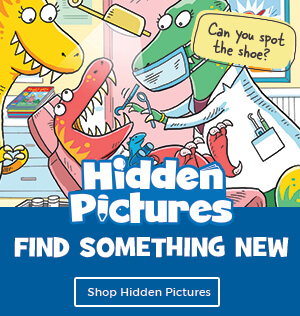 Find something new in our Hidden Pictures collection.