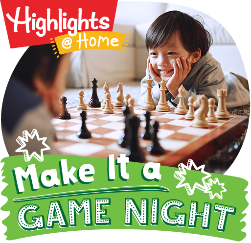 Make It a Game Night