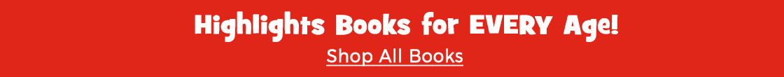 Find books for your eager reader in our collection of titles for all ages!