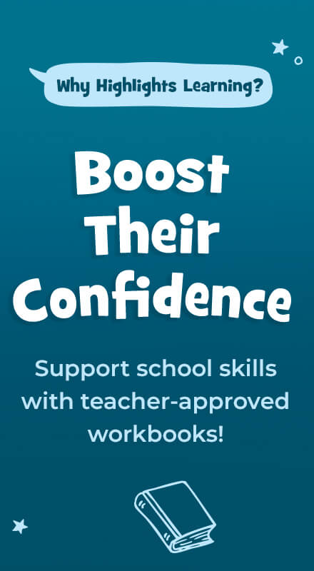 Build on the school skills they're learning with fun learning support!