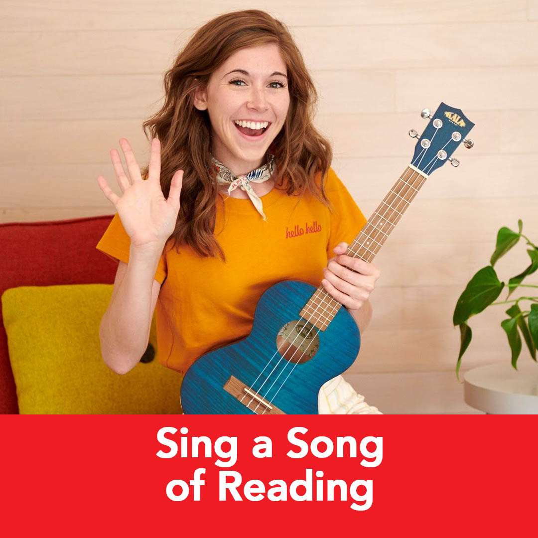 Podcast: Sing a Song of Reading