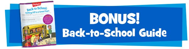 Bonus! Back-to-School Guide