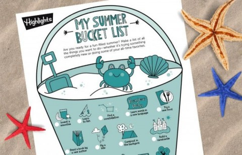 Try This Summer Bucket List