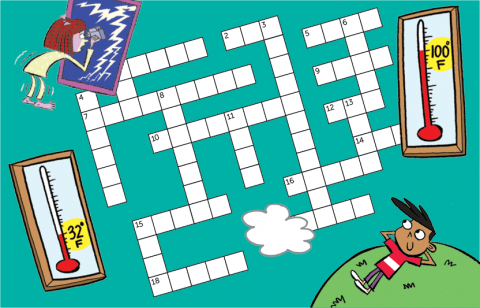 solve a crossword puzzle