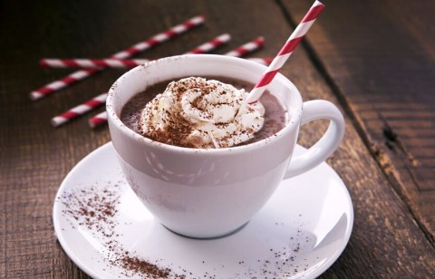 whip up hot cocoa