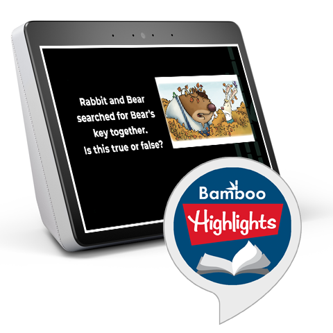 Highlights Storybooks from Bamboo Alexa Skill
