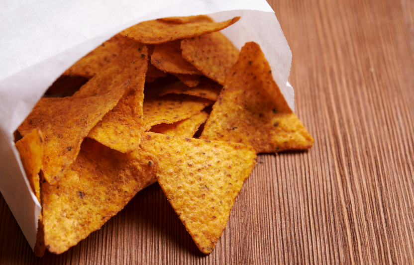 Spiced Tortilla Chips