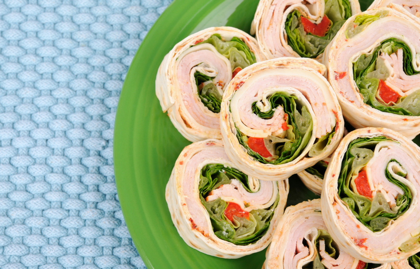 High-Energy Roll-Ups