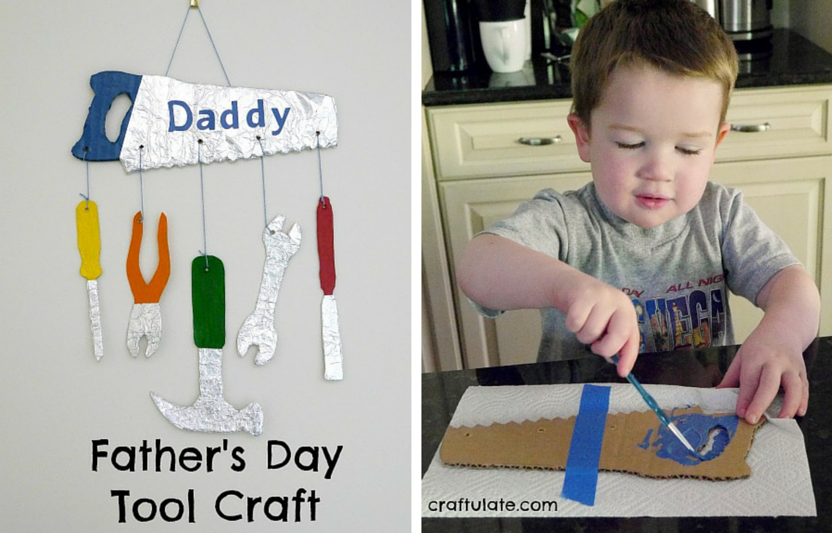 Handmade Father's Day Gifts
