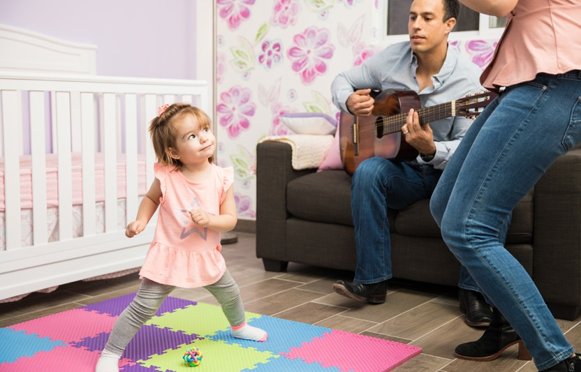 Adorable 5-Minute Games for Babies and Toddlers