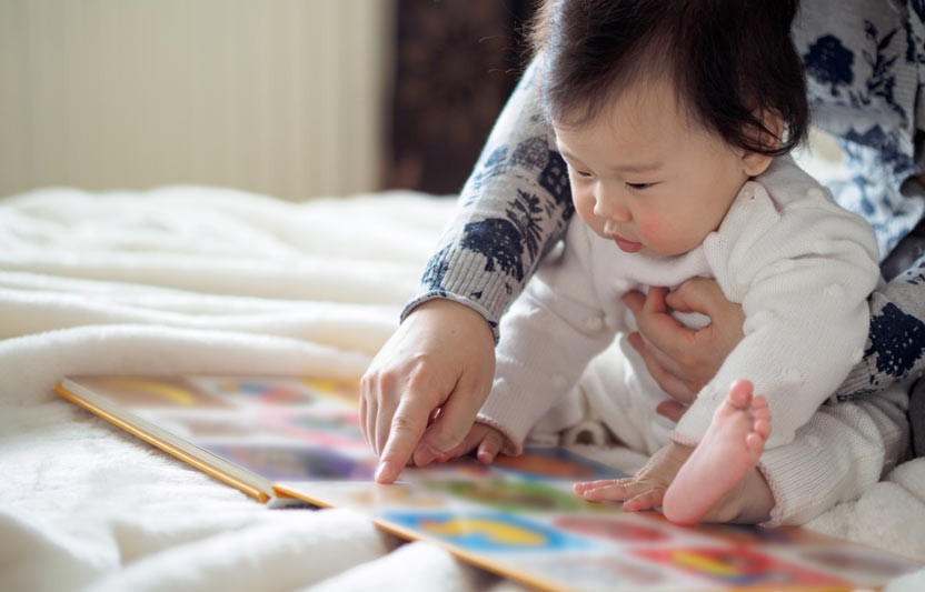 6 Types of Books Your Baby Needs Now