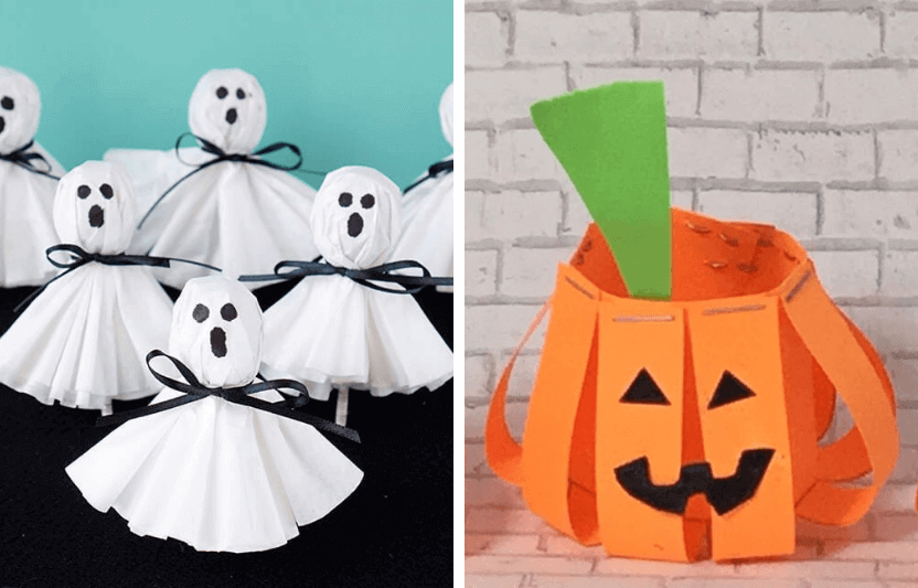 9 Spooktacular Crafts