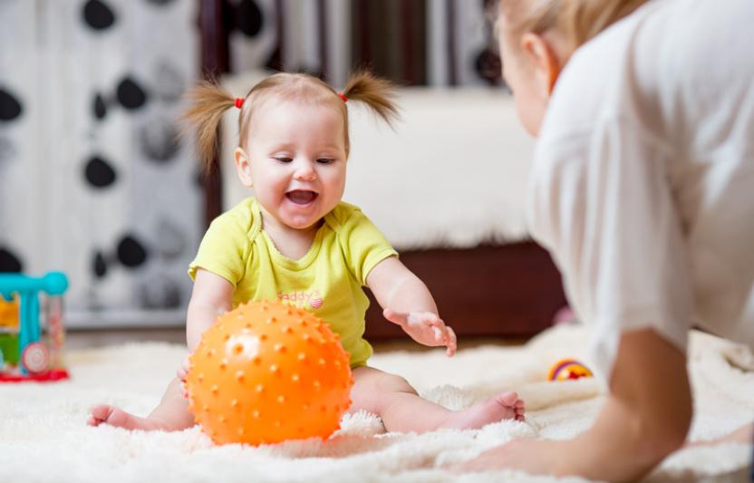 Low-Cost Games for Toddlers