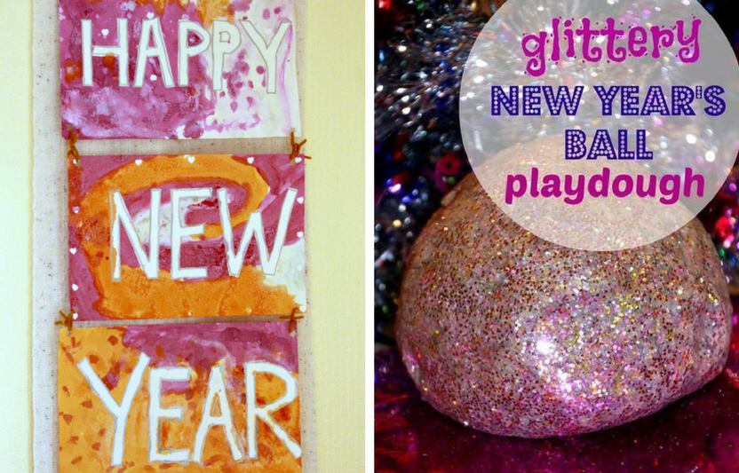 Kid-Friendly New Year's Eve Activities