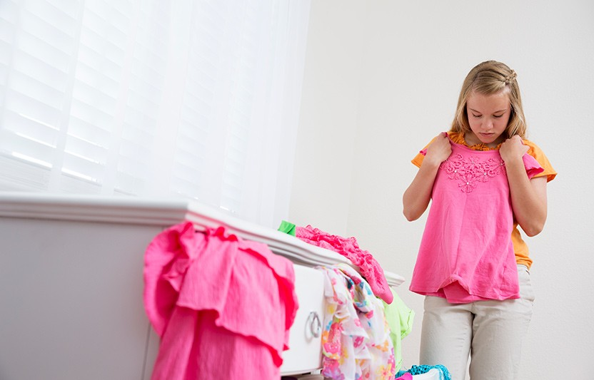 The Busy Kid's Guide: Organizing Drawers