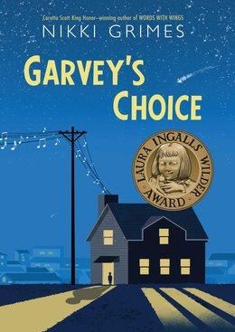 Garvey's Choice   National Poetry Month Booklist