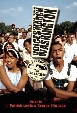 Voices from the March on Washington   National Poetry Month Booklist