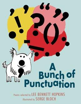 A Bunch of Punctuation | National Poetry Month Booklist