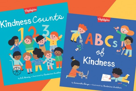 16 Books About Kindness