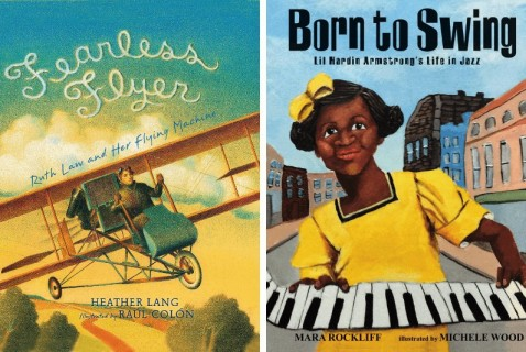 Women's History Month Book Recommendations for Kids