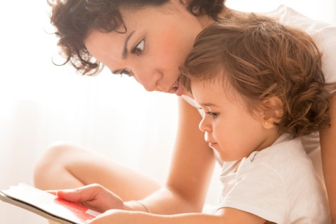 Tips for Reading Aloud to Babies