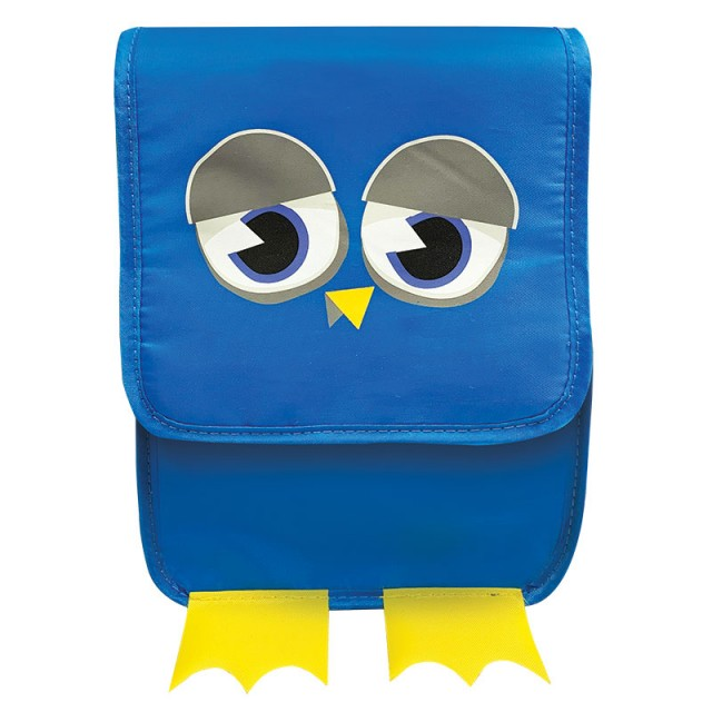 Owl lunch tote