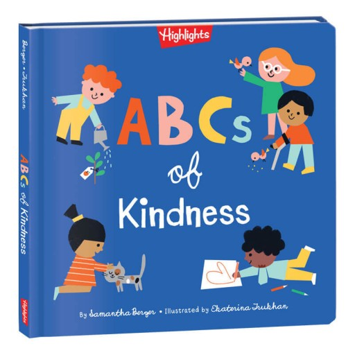 ABCs of Kindness Hardcover Book