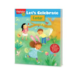 Let's Celebrate Easter Book