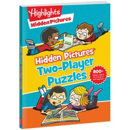 Hidden Pictures® Two-Player Puzzles