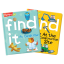 Find It! At Bedtime and At the Construction Site 2-Book Set