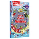 Hidden Pictures Let's Count Vehicles board book