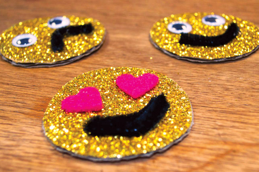 Glitter Crafts For Kids Highlights Your Child You